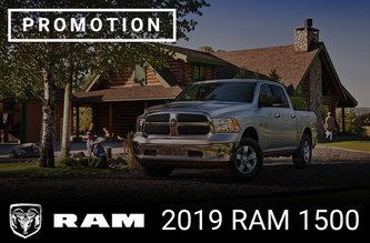 2019 RAM 1500 WARLOCK CREW CAB