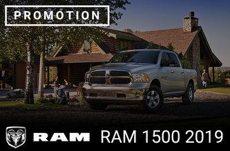 RAM 1500 WARLOCK CREW CAB 2019