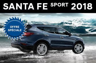 Hyundai Santa Fe Sport 2018 2.4 L à traction avant