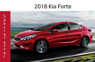 2018 Forte LX