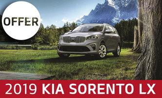 2019 Sorento LX V6