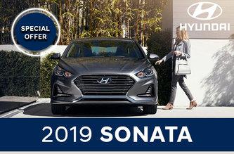 2019 Sonata essential