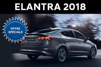 Hyundai Elantra GL à boite manuelle 2018