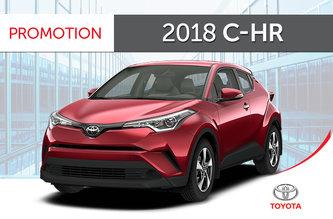 Toyota 2018 C-HR XLE Premium
