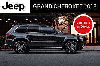 Jeep Grand Cherokee Summit 4x4 2018