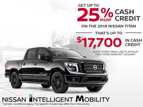 Save on the Titan 2018!