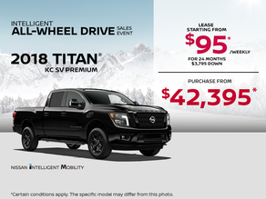 Save on the Titan 2018!