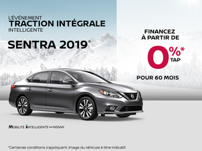 Save on the 2019 Nissan Sentra Today!