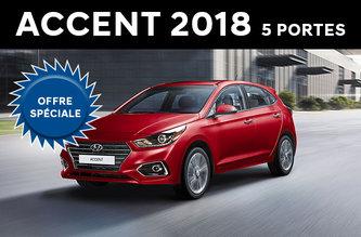 Accent 5 portes 2018 GL Auto