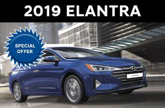 2019 Elantra Preferred auto