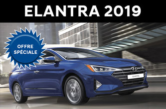 Elantra 2019  Preferred automatique