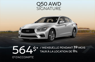 INFINITI Q50 2019!