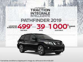 La Nissan Pathfinder 2019
