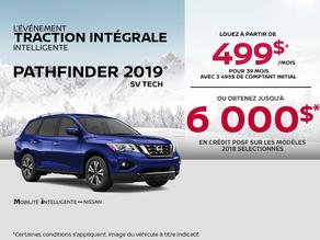 Le Nissan Pathfinder 2019