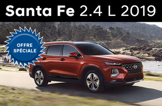 Santa Fe 2.4 L 2019 essential à traction avant