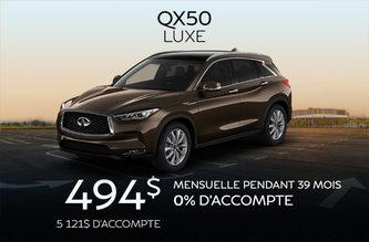 INFINITI QX50 2019!