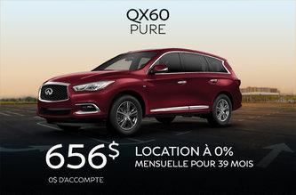 INFINITI QX60 2019!