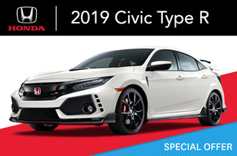2019 Honda Civic Type R manual