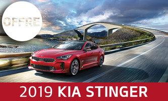 2019 Stinger GT-Line
