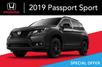 2019 Passport SPORT Automatic