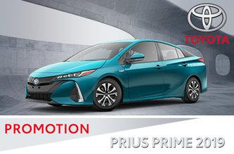 Prius Prime 2019 avec Technologie