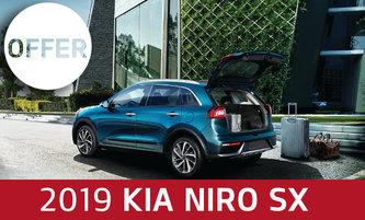 2019 Niro SX TOURING