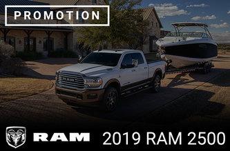 2019 RAM 2500 TRADESMAN CREW CAB