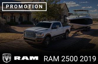 RAM 2500 TRADESMAN CREW CAB 2019