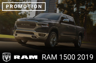 RAM 1500 BIG HORN QUAD CAB 2019
