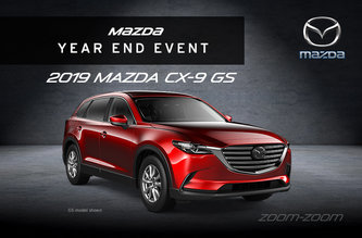2019 Mazda CX-9 GS - 7-passengers