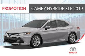 2019 Camry Hybrid XLE
