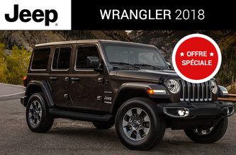 JEEP WRANGLER UNLIMITED SAHARA 2018