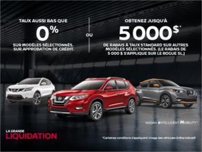 La grande liquidation Nissan! (Copie)
