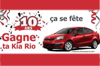 Concours Gagne ta Rio