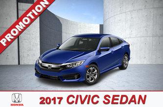2017 Civic Sedan