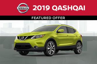 2019 Nissan Qashqai (ATL)