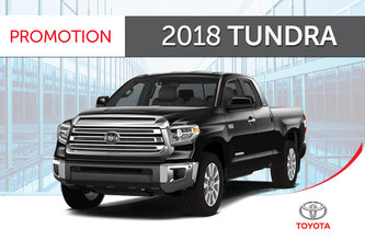 2018 Tundra 4X4 Crewmax with TRD Sport Pkg