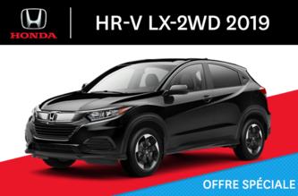 HR-V LX 2019