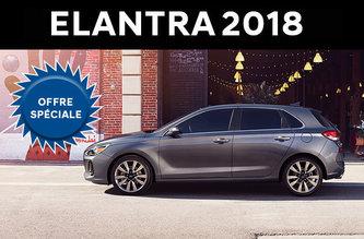 Elantra GT 2018 GL à boite manuelle