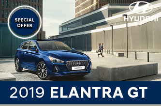 2019 Elantra GT Preferred Manual