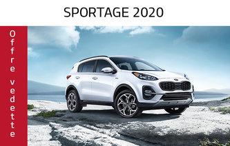 Sportage LX 2020