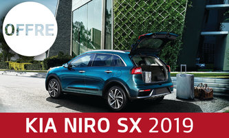 Niro 2019 SX TOURING