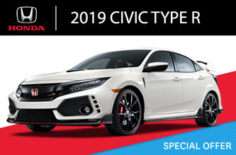 2019 Civic Type R Manual