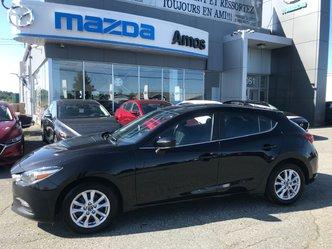2018  Mazda3 Sport GS COMMODITÉ