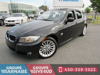 BMW 3 Series 328 X DRIVE TOIT OUVRANT CUIR 2011
