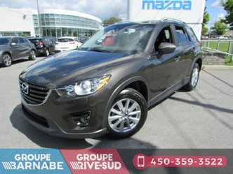 Mazda CX-5 **GS AWD TOIT OUVRANT SIÈGE CHAUFFANT BLUETOOTH ** 2016