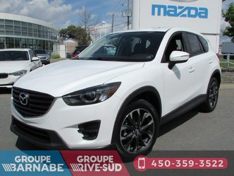 Mazda CX-5 **GT AWD TOIT OUVRANT GPS** 2016