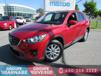 Mazda CX-5 **GS+AWD+TOIT OUVRANT+SIEGE CHAUFFANT+BLUETOOTH** 2016