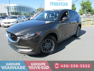 2017 Mazda CX-5 GS AWD CAMERA DE RECUL SIÈGE CHAUFFANT BLUETOOTH*