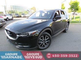 Mazda CX-5 ***GT AWD+CUIR+TOIT+OUVRANT+SIÈGE CHAUFFANT *** 2017